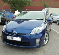 TOYOTA PRIUS 2011 1.8 PETROL AUTO BREAKING FOR PARTS ENGINE CODE 2ZR-FXE
