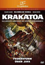 Krakatoa - Feuersturm über Java (Maximilian Schell) DVD NEU + OVP!