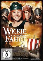 DVD  * WICKIE AUF GROSSER FAHRT  # NEU OVP =