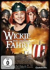 DVD  * WICKIE AUF GROSSER FAHRT  # NEU OVP +