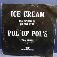 POL DU POL'S JAZZ CLUB Ice cream ESPERA 2019 BENELUX