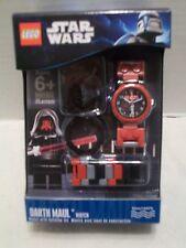Lego #9001932 Star Wars Darth Maul Watch With Building Toy Rare HTF NIB 2011!