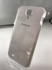 Brand New Genuine Samsung Galaxy S4 Replacement White Back Cover Door