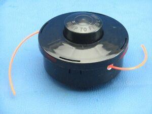 Fadenspule schwarz für Scheppach MFH3300-4P Motorsense