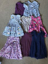 Huge Bundle Of 3-4 Girls Dresses Summer Party NEXT GEORGE H&M #C2