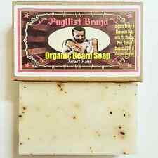 Organic Beard Soap - Forest Rain by Pugilist Brand