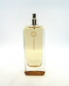 Hermes Cuir D'Ange Eau De Toilette Natural Spray ~ 3.3 oz / Read Description