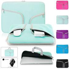Laptop Sleeve Case Bag Cover For Apple MacBook Lenovo HP Acer Dell 11' 13' 15'