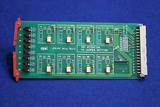 AMAT Opal EA70411560000 VCR/SMC Relay Board PCB Card EP 7031776200