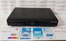 DECODER SKY HD MY SKY 3D mod. p990 LEGGE TUTTE LE TESSERE SKY IN HD