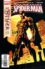 The Amazing Spider-Man #528 Signed By Artist Mike Deodato Jr,
