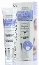 Advanced Clinicals Complete 5 in 1 Eye Serum 2 oz