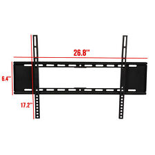 Lcd Led Dual Arm Slim Plasma Flat Tv Wall Mount 22 32 40 42 46 50 55 60 65