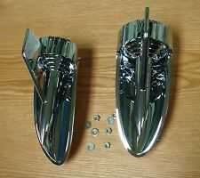 1957 CHEVY HOOD SCOOP ROCKET ORNAMENT KIT , NEW  **  Made in USA **