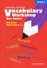 Vocabulary Workshop 2005: Vocabulary Workshop : Level F by Jerome Shostak (2005…