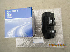 00-02 CHEVY SILVERADO STANDARD 2D CAB DRIVER SIDE MASTER POWER WINDOW SWITCH NEW