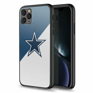 Dallas Cowboys For iPhone 12/11/Pro/Max/XS/XR/X/8/7 Shockproof Case Covers