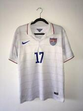 USA 2014/2015 HOME FOOTBALL SHIRT SOCCER JERSEY NIKE ALTIDORE #17