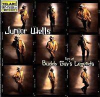 Junior Wells - Live At Buddy Guy's Legends [CD]