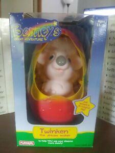 ✨SEALED Playskool Twinken 1997 Barneys Great Adventure Magical Egg Vintage✨RARE!