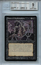 MTG Legends Chains of Mephistopheles BGS 9.0 (9) Mint Magic Card 4882