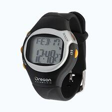 Oregon Scientific Heart Rate Monitor Watch Calorie Count Sensor Water-Resistant