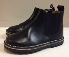 Boots with Upper Leather Shoes for Boys