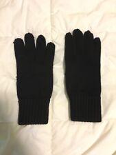 Mens Banana Republic Gloves Black Large/XL