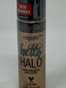Wet N Wild Megaglo Hello Halo Liquid Highlighter 308A Go With The Glow