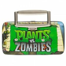 Plants vs Zombies Shovel Hinge Wallet WITH METAL HANDLE VERY CUTE!