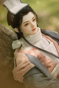 [STOCK]Bai Jue HEAD only LIMITED LoongSoul LS SD13 BJD boy doll 62cm