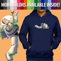 Buzz Lightyear Space Ranger Disney Toy Story Unisex Mens Pullover Hoodie Sweater
