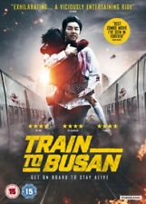 NEW Train To Busan DVD