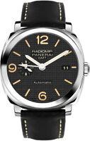 PAM00627 | BRAND NEW PANERAI RADIOMIR BLACK DIAL 45MM AUTOMATIC MEN'S WATCH