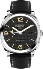 PAM00627 | BRAND NEW PANERAI RADIOMIR BLACK DIAL 45MM AUTOMATIC MEN'S WATCH