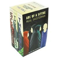 Arc Of A Scythe Neal Shusterman 3 Books Young Adult Collection Paperback Box Set
