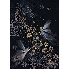 Bug Art Greeting Card - FAIRYLAND - BA-M094