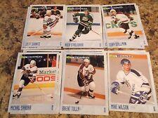 1993-94 CLASSIC HOCKEY DRAFT # 29 CORY STILLMAN Hockey Card