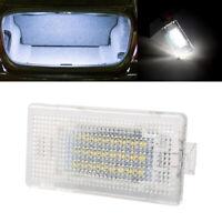 Interior LED Luggage Trunk White Light No Error For BMW 1 3 5 7 Series E82 E88