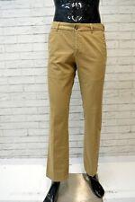 TOMMY HILFIGER Pantalone Classico Slim Uomo Taglia 44 Pants Jeans Men's Casual