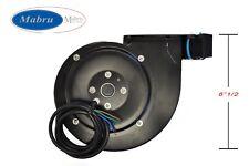 Super high efficiency MARINE air conditioning Fan Blower 12000 BTU 115V with cap