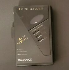 Magnavox AQ6597 - Cassette Player - Walkman WORKS!