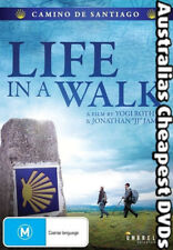 Life In A Walk DVD NEW, FREE POSTAGE WITHIN AUSTRALIA REGION ALL