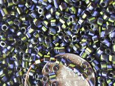 Vintage Antique HUDSON BAY BlkWhBluYel Italian Trade Beads ENORMOUS SALE 84g LOT