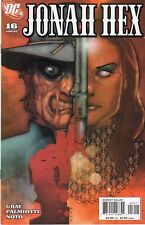 Jonah Hex #16  Dc Comic Book  2007 (2nd Series)