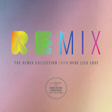 David Byrne : Here Lies Love - The Remix Collection CD (2014) ***NEW***