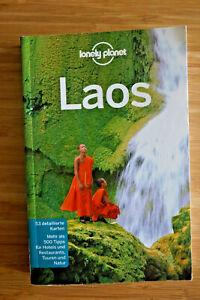 Lonely Planet Reiseführer Laos von Greg Bloom, Nick Ray und Richard Waters (2014