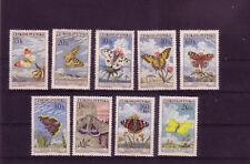 Tschechoslowakei Michelnummer 1301 - 1309 postfrisch (europa:11710)