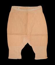 Old Antique Vtg 1920s Deadstock Pair Ladies Pants Panties Medium Stretchy Unworn