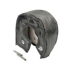 T3 Carbon Fiber Turbo Blanket Heat Shield Turbocharger Cover Wrap Black Color
